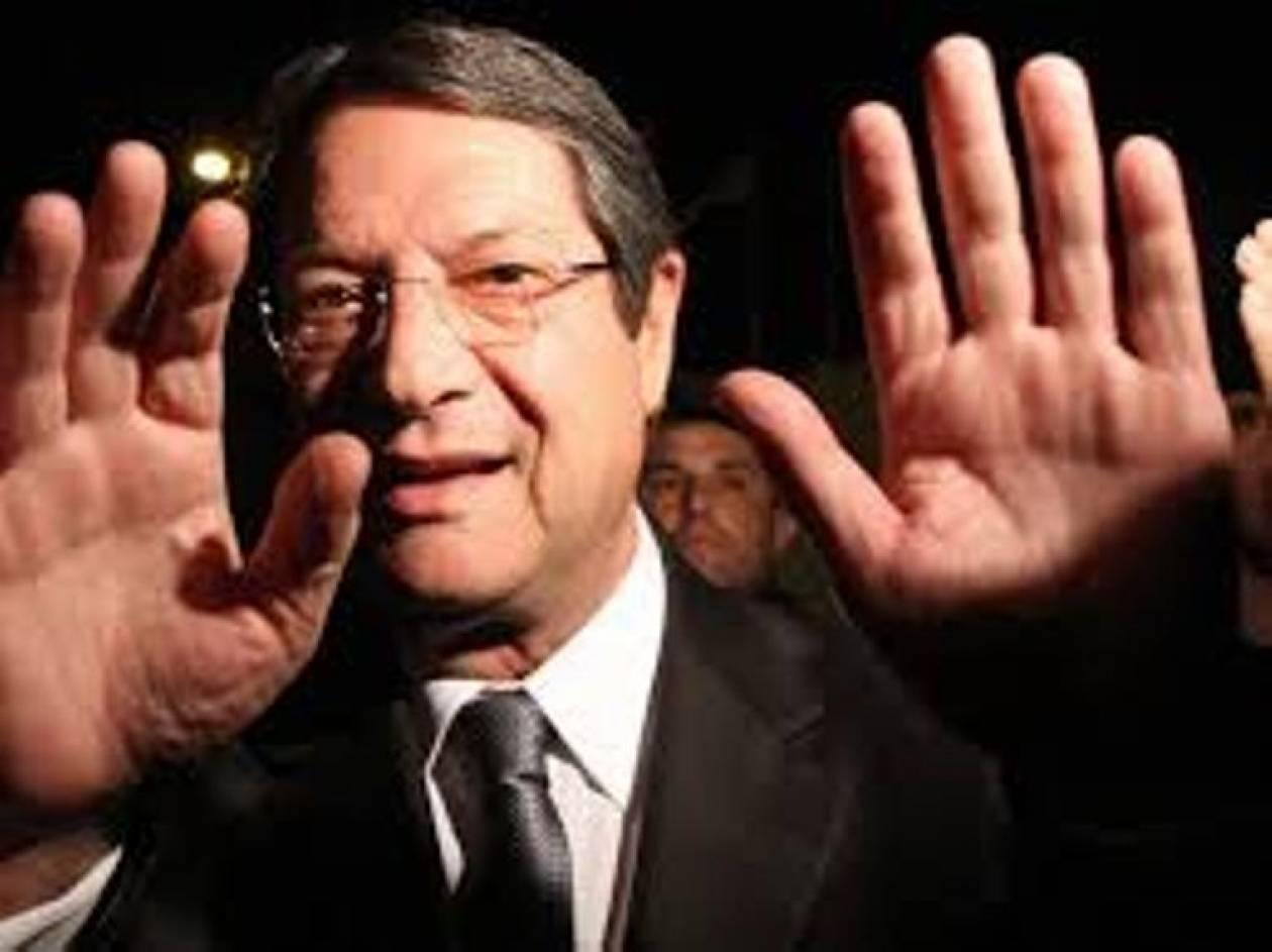 Έκκληση του προέδρου της Κύπρου για ενότητα