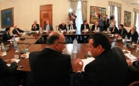 Σε διήμερη συνεδρία το Εθνικό Συμβούλιο στην Κύπρο