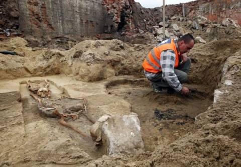 Βρέθηκαν τάφοι «βρυκολάκων» στην Πολωνία