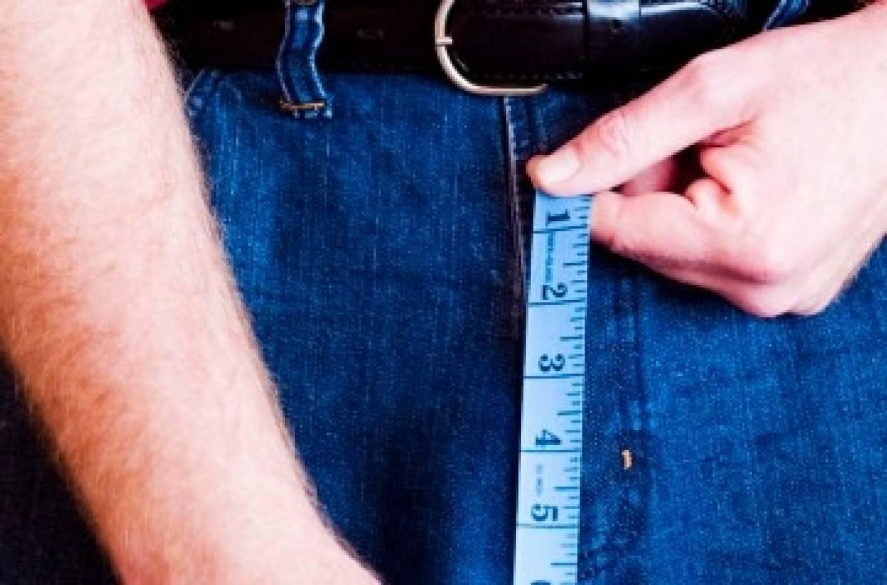 Πόσο μεγάλο είναι το τεστ πέους σας