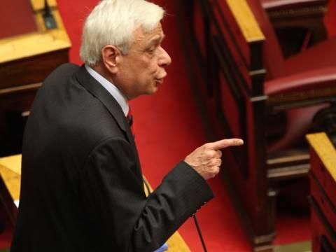 Παυλόπουλος: Η κυβέρνηση Καραμανλή είχε ξεκινήσει τις μεταρρυθμίσεις