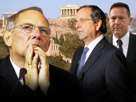 Τι περιμένει η Αθήνα από την επίσκεψη Σόιμπλε