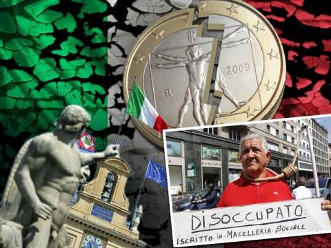 Σκάει… η Ιταλία