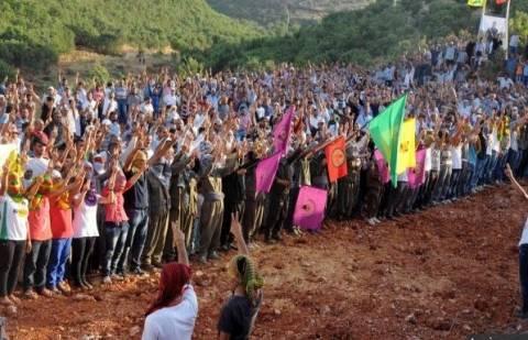 Diyarbakir: Οι Κούρδοι δημιούργησαν «Νεκροταφείο Μαρτύρων»
