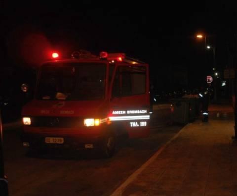 Αποκαταστάθηκε η κυκλοφορία στην εθνική οδό Ισθμού Επιδαύρου