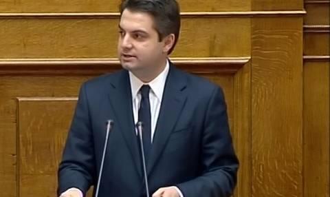 Κωνσταντινόπουλος: Υπάρχει θέμα με την αρνητική ψήφο Κουκουλόπουλου