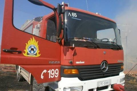 Κρήτη: Φάρσα η κλήση για αυτοκίνητο που καίγεται στο Φόδελε