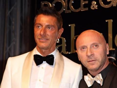 Κλείνουν τα μαγαζιά τους οι Dolce & Gabbana
