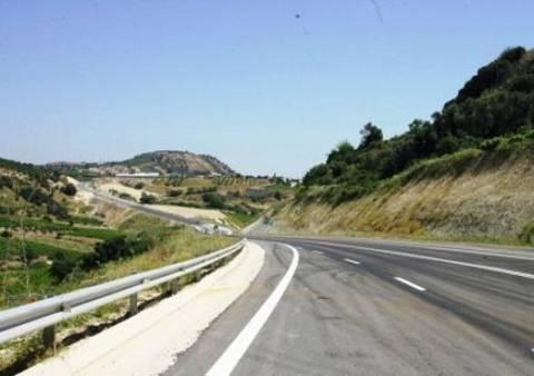 Λάρισα: Κυκλοφοριακές ρυθμίσεις λόγω εργασιών σε παράδρομο της ΠΑΘΕ
