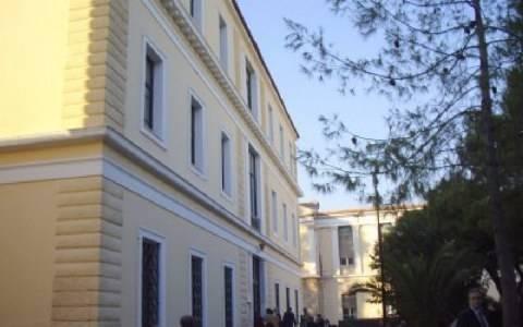 Ανάληψη ευθύνης για τον φάκελο «βόμβα» στο Πρωτοδικείο Αθηνών