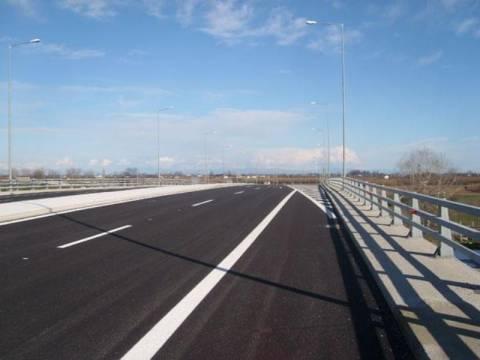 Κυκλοφοριακές ρυθμίσεις στο τμήμα Σκοτίνας-Κατερίνης της ΠΑΘΕ