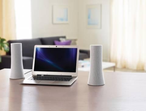 Τα νέα ηχεία Logitech Bluetooth Z600 διαθέτουν υψηλή ηχητική απόδοση