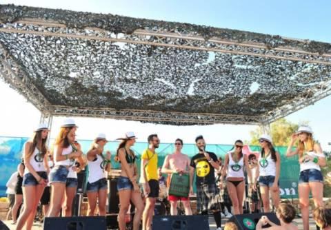 "Heineken ""Dropped"" Beach party στο Yabanaki μετους Koza Mostra!"