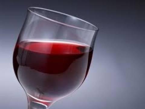 Το κόκκινο κρασί αντικαθιστά την γυμναστική
