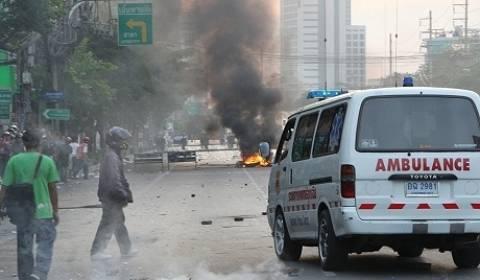 Ταϋλάνδη: Φορτηγό συγκρούστηκε με λεωφορείο-19 νεκροί