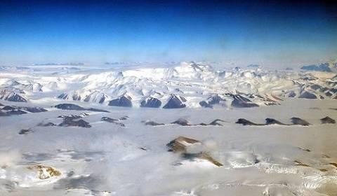 RT: Γεωλόγοι απέδειξαν την τήξη της Ανταρκτικής στο παρελθόν