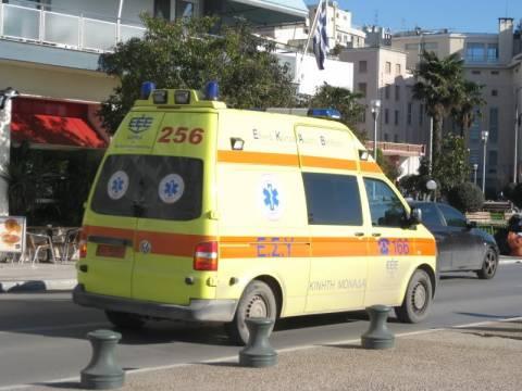 Ανήλικος αυτοπυροβολήθηκε στο πόδι του για λόγους εντυπωσιασμού