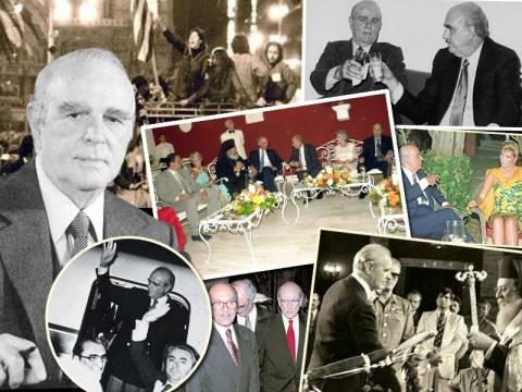 Τριάντα εννέα χρόνια από την αποκατάσταση της Δημοκρατίας