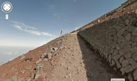 Μετά τον Πύργο του Άιφελ  σειρά έχει το Όρος Φούτζι