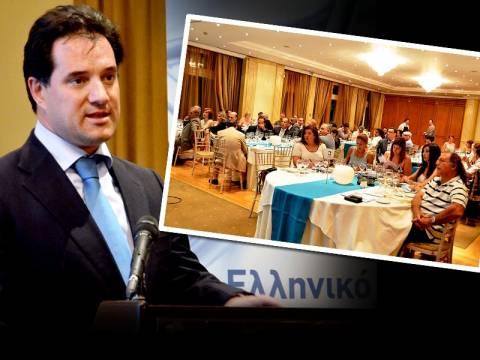 Σύσκεψη για την πολιτική φαρμάκου συγκαλεί ο Άδωνις Γεωργιάδης