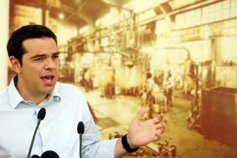 Τσίπρας: Σχέδιο υποβάθμισης της Αμυντικής Βιομηχανίας