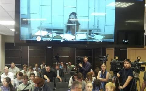 Ρωσία: Δεν έγινε δεκτή αίτηση αποφυλάκισης μέλους των Pussy Riot
