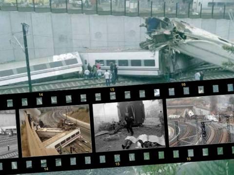 Ισπανία: Δεκάδες νεκροί από εκτροχιασμό τρένου