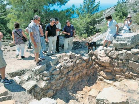 Ιστορικά ευρήματα σε ανασκαφή στη Ζώμινθο