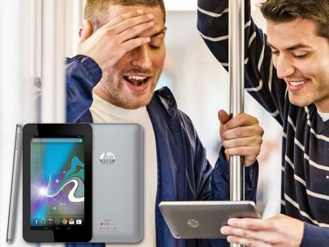 HP Slate 7: Το Tablet που αλλάζει τα δεδομένα, τώρα και στην Ελλάδα!
