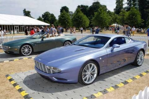 Η Aston Martin γιορτάζει τα 100 της χρόνια