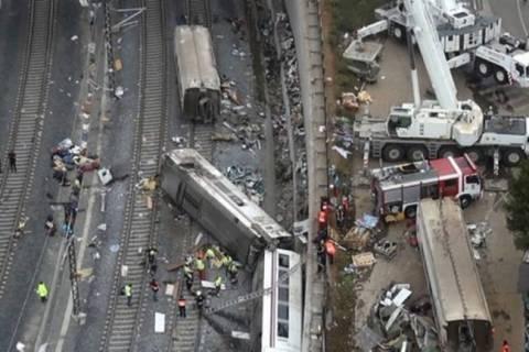 Ισπανία: Αποκαταστάθηκε η κυκλοφορία στις σιδηροδρομικές γραμμές