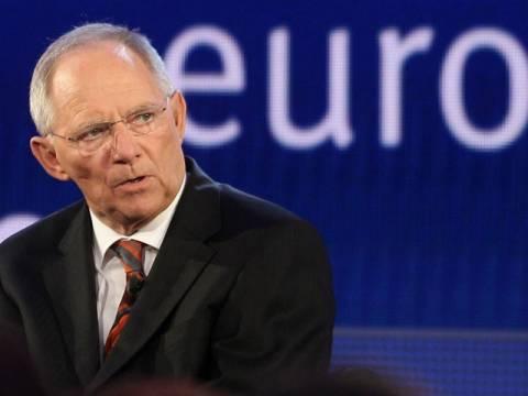 Σόιμπλε: Αν η Ελλάδα εκπληρώνει τους όρους, θα είμαστε αλληλέγγυοι