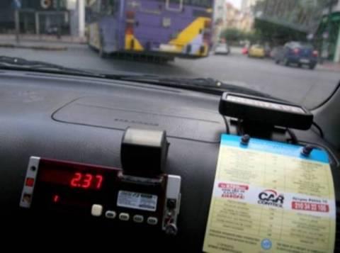 Συλλήψεις οδηγών ταξί για παρεμβάσεις σε ταξίμετρα