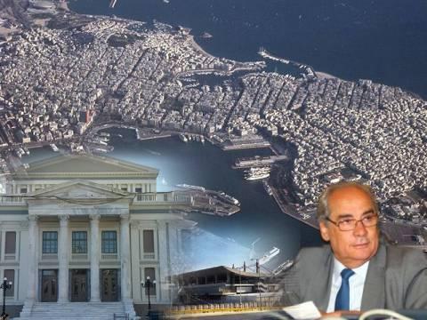 Αναπλάσεις με έργα 60 εκατ. ευρώ στον Πειραιά από Μιχαλολιάκο