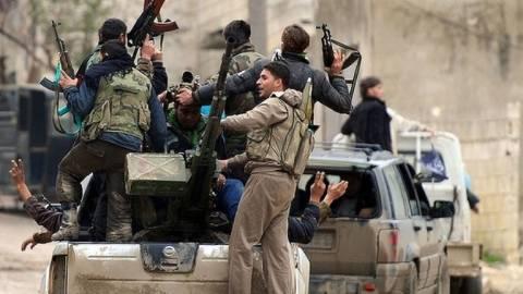 Κούρδοι Ιράκ: Πήγαν να πολεμήσουν τον Άσαντ και πολεμούν...Κούρδους
