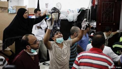 DW: Quo vadis Αίγυπτος;