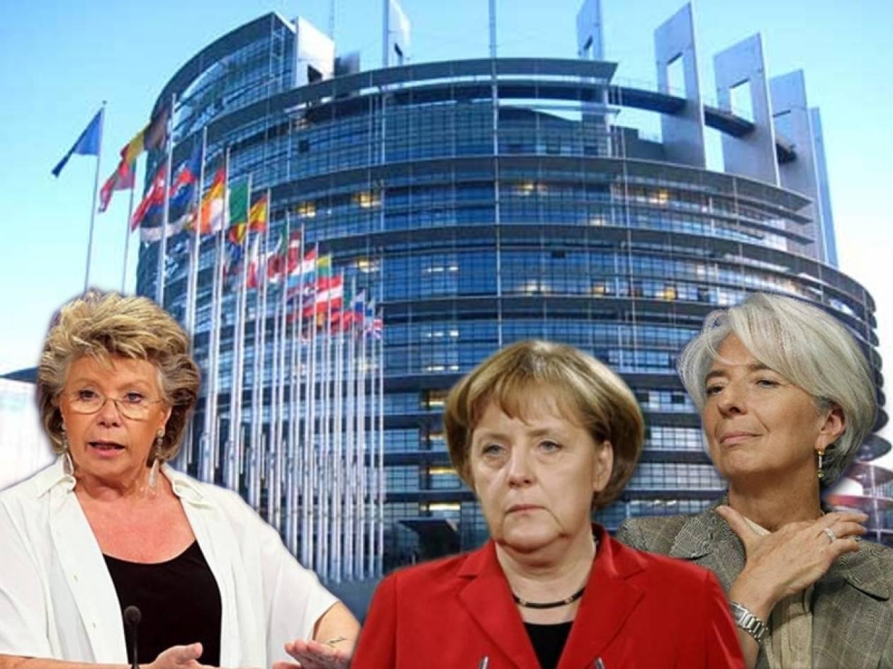 Ευθεία σύγκρουση ανάμεσα σε Ε.Ε.- ΔΝΤ