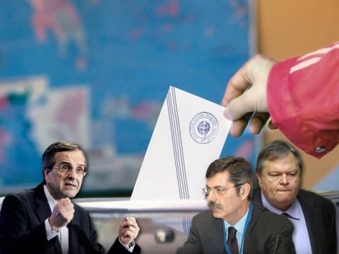Ο Σαμαράς, ο Χρύσανθος, τα διλήμματα και τα ύποπτα εκλογικά σενάρια