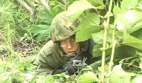 Επιχειρησιακή μονάδα του κινεζικού στρατού έφτασε στη Ρωσία