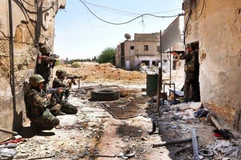 Κρίσιμη νίκη του συριακού στρατού στη Χομς