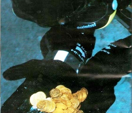 Έρευνες στο βυθό της Ρόδου για αρχαίο θησαυρό (pics)