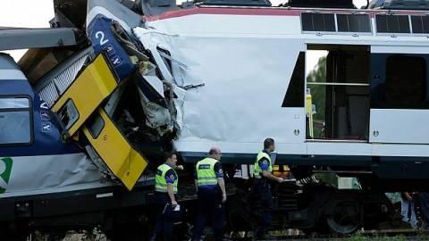 Ελβετία: Στους 35 οι τραυματίες από το νέο σιδηροδρομικό ατύχημα