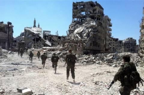 Συρία: Συνεχίζονται οι επιχειρήσεις του στρατού στη Χομς
