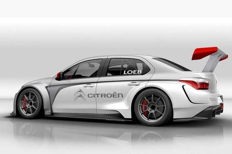 Η Citroen C-Elysee WTCC θα είναι το όπλο του Sebastien Loeb