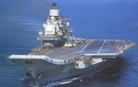 Τα ρωσικά σχέδια για κατασκευή αεροπλανοφόρων