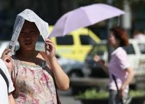 Κίνα: Περισσότερα από 10 τα θύματα του καύσωνα στη Σαγκάη