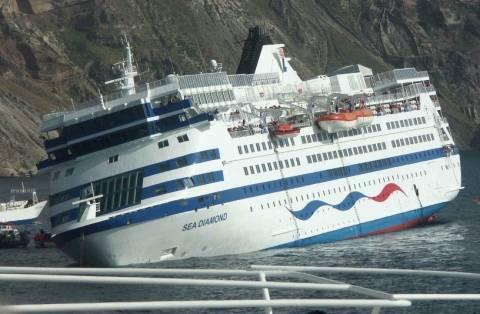 Βαριές ποινές για το «εκ προθέσεως» ναυάγιο του «Sea Diamond»