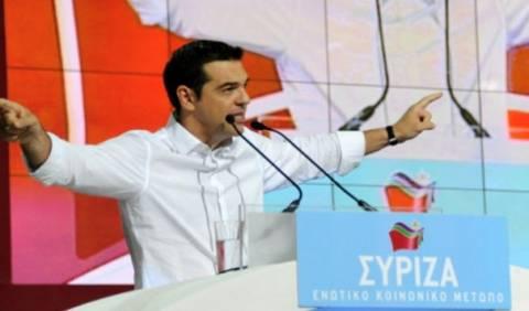 Τσίπρας:Το μόνο success story θα είναι η ανατροπή του μνημονίου!