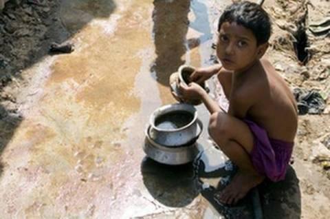 Με σαπούνι και καθαρό νερό τα παιδιά ψηλώνουν περισσότερο