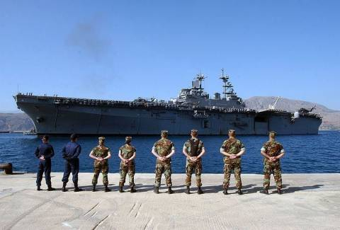 Η Σούδα κλειδί των σχέσεων Ελλάδας - ΗΠΑ